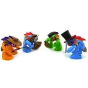 魔兽世界鱼人宝宝四只组合套装
