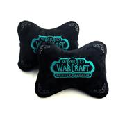 魔兽世界Logo颈枕(一对) 熊猫人之谜版