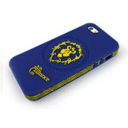 魔兽世界 硅胶手机壳 联盟 iPhone 5/5s/SE、6/6S