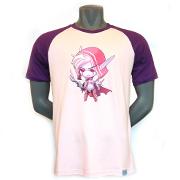 魔兽世界Cute but Deadly T恤-希尔瓦娜斯