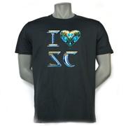 I love SC T恤-神族