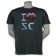 I love SC T恤-人族