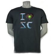 I love SC T恤-虫族