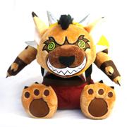 魔兽世界 霍格Q版 毛绒玩具
