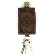 炉石传说 牛皮 钥匙包