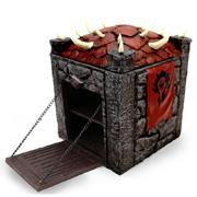 魔兽世界 部落·奥格瑞玛 堡垒收纳盒