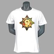 炉石传说 烫金T恤 白色