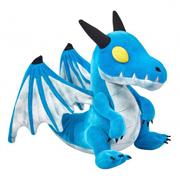 魔兽世界Q版飞龙宝宝毛绒玩具 青铜龙 绿龙 黑龙 红龙 蓝龙