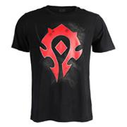 魔兽世界 部落LOGO T恤