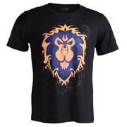魔兽世界 联盟LOGO T恤