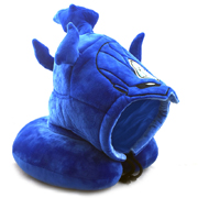 魔兽世界 Q版Cute but Deadly 颈枕帽枕 阿尔萨斯