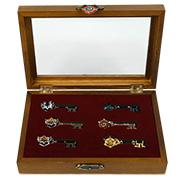 预售 炉石传说 高阶竞技钥匙模型 精装礼盒