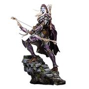 魔兽世界 希尔瓦娜斯·风行者 雕像