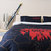 魔兽世界 床上四件套 部落