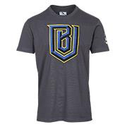 守望先锋联赛 波士顿崛起队 灰色 T恤