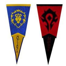 魔兽世界三角战旗