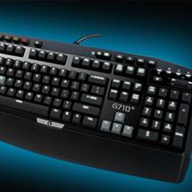 罗技G710+ Brown机械键盘