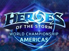 HWC2015《风暴英雄》世锦赛美洲区