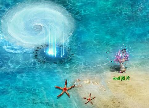 """""""珊瑚海岛""""部分――海岛除妖"""